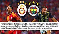Galatasaray-Fenerbahçe Rekabetinden En İlginç Notlar