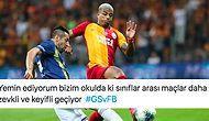 Derbiden Gol Sesi Çıkmadı! Galatasaray-Fenerbahçe Maçında Yaşananlar ve Tepkiler