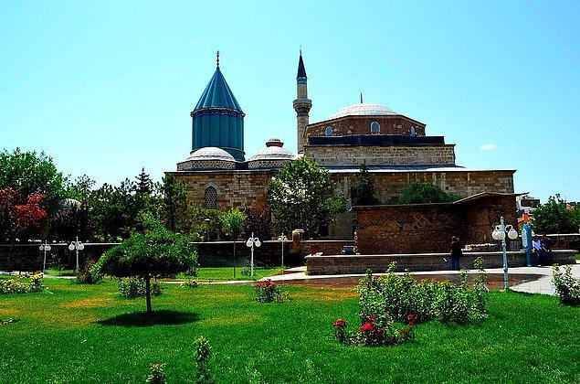 Konya!