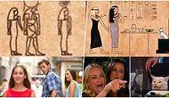 Antik Mısır Hiyerogliflerinin Klişe Capslere Selam Çaktığı Kahkaha Attıran Benzerlikler