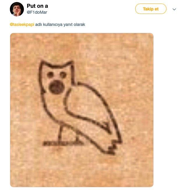 Meşhur şaşkın güvercin GIF'i de varmış,