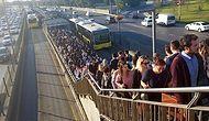 İBB Altunizade'deki Metrobüs Yoğunluğu İçin Özür Diledi: 'Ek Sefer Koyuyoruz'