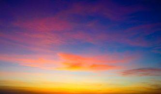 Senin Gökyüzünün Rengi Ne?