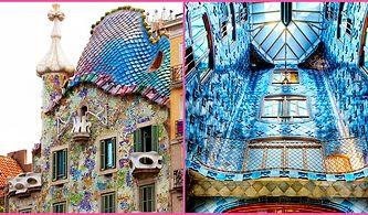 Gördüğünüz An İçine Girip Sonsuza Dek Kaybolmak İsteyeceğiniz İspanya'nın Masal Şatosu: Casa Batlló