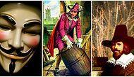 İngiliz Parlamentosunu Patlatmaya Kalkarak V For Vendetta'ya İlham Veren Guy Fawkes Hakkında Muhtemelen Duymadığınız Gerçekler
