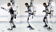 Tüm Uzuvları Felçli Adam, Beyni İle Kontrol Ettiği Mekanik İskelet Sayesinde 4 Yıl Sonra Tekrar Yürüdü!