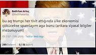 Amerikan Başkanı Dahil Herkes Devrede! Trump'ın Tweetlerine Sosyal Medya Kullanıcılarından Gelen 15 Komik Yanıt
