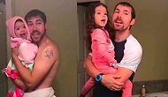 Dünyanın En Tatlı Düetini Yapan ve İnterneti Hayran Bırakan Baba Kız Aynı Düeti 1 Yıl Sonra Yeniden Canlandırdı!