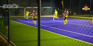 BigBossLayf'ta Çekişmeli Halı Saha Maçı ve Penaltı Kapışması!