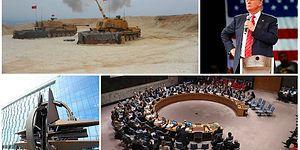Açıklamalar Peşi Sıra Geldi: Barış Pınarı Harekâtı Dünyanın Gündeminde