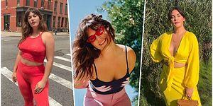 Tabular Bir Bir Yıkılıyor! Victoria's Secret'ın İlk Büyük Beden Meleği Ali Tate Cutler Güzelliği ile Göz Kamaştırıyor