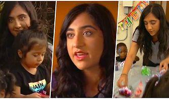 İyilik Kazanacak! Daha Önce Hiç Doğum Günü Kutlamamış Evsiz Çocuklar İçin Partiler Düzenleyen Güzel Kalpli Genç