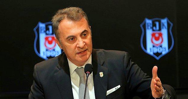 Olağanüstü Kongre Kararı alan Beşiktaş'ta başkan Fikret Orman'ın aday olmayacağını açıklamasının ardından gözler diğer isimlere çevrilmişti.