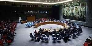 BM Güvenlik Konseyi'nde 'Türkiye'nin Kınanması' Teklifine, ABD ve Rusya Onay Vermedi