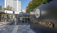 Dışişleri Bakanlığı'ndan 51. Madde ve Meşru Müdafaa Vurgusu: 'Harekât, Uluslararası Hukuk Temelinde Yürütülmektedir'