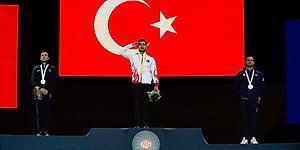 Tarihe Geçti: Artistik Cimnastik Dünya Şampiyonası'nda İbrahim Çolak, Halka Aletinde Altın Madalya Kazandı 🥇