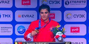Kadınlar Boks Şampiyonası'nda Busenaz Sürmeneli Dünya Şampiyonu Oldu!