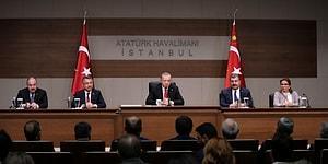 Erdoğan: 'Kobani'de Rusya'nın da Olumlu Yaklaşımıyla Sıkıntı Olmayacağa Benziyor, Münbiç'te Kararımızı Uygulama Aşamasındayız'