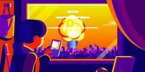 Bir Şehre Nükleer Bomba Atılırsa Ne Olur?