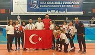 Gurur Duyduk! Golbol Kadın Millli Takımımız Avrupa Şampiyonu