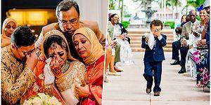 Düğünlerin Ne Kadar Yoğun Duygularla Dolu Etkinlikler Olduğunu Gözler Önüne Seren 23 İçten Fotoğraf