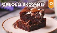 Brownie Aşıkları Tutunun, Uçuyoruz! Oreolu Brownie Nasıl Yapılır?