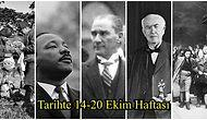 Atatürk Nutuk'u Okudu, Einstein Almanya'ya Kaçtı, Mübadele Tamamlandı... Tarihte 14-20 Ekim Haftası ve Yaşanan Önemli Olaylar