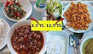 Sosyal Medyanın Tartıştığı Bu Öğrenci Yemeklerinin Fiyatlarını Sen de Değerlendir!