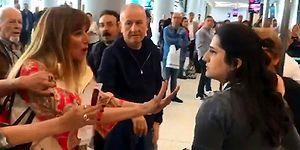 Havalimanı Personeline Hakaret Davası Sonuçlandı: 1.740 Lira Para Cezası