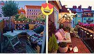 Küçük Bir Balkonun Bile Mükemmel Hale Gelebileceğini Gösteren 25 Dizayn