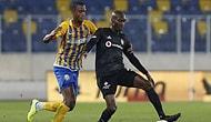 Ankara'da Gol Yok! Ankaragücü-Beşiktaş Maçında Yaşananlar ve Tepkiler