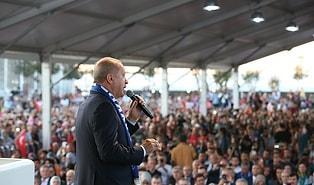 Erdoğan 'Sigaranın Elektroniği mi Olurmuş?' Dedi ve Ekledi: 'Sigara Haramdır, Tek Tip Pakete Geçiyoruz'
