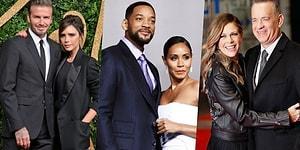 Hollywood Aşklarının Uzun Sürmeyeceği Fikrini Yıllara Meydan Okuyarak Altüst Eden 14 Ünlü Çift