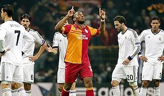 Galatasaray Avrupa'da 282. Maçına Çıkıyor