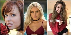 Sektörde Yeni Olmalarına Rağmen Oldukça Beğenilen Son Dönemlerin En Popüler 25 Genç Porno Yıldızı