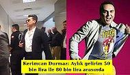 Şarkıcı Arto'yu Tehdit Ettirdiği İddiasıyla Hakim Karşısına Çıkan Kerimcan Durmaz'ın 2 Yıldan 5 Yıla Kadar Hapsi İsteniyor!