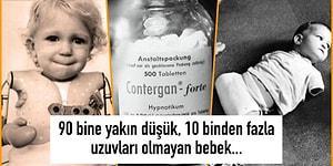Tıp Tarihinin Kara Lekesi! Bebeklerin Uzuvları Olmadan Doğmasına Sebep Olan Korkunç İlaç: Thalidomide