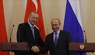 Soçi'de Mutabakat Sağlandı: Türkiye ile Rusya Arasında 10 Maddelik Ortak Bildiri