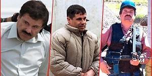 Oğlu İçin Meksika'nın Culiacan Şehrini Karış Karış Yakan, Firarlarıyla Meşhur Uyuşturucu Baronu: 'El Chapo' Joaquin Guzman