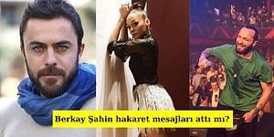 Şükür Bu Sefer Kırık Yok! Oyuncu Eren Hacısalihoğlu, Alya ve Berkay Şahin Arasında 'Dokunma' Kavgası Yaşandı mı?