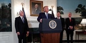 Trump: 'Türkiye'ye Yönelik Tüm Yaptırımların Kaldırılması Emrini Verdim'
