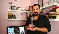 Bütçesi Yetmeyen Yönetmen ABD'deki Törene Gidemedi, Kazandığı Ödül Kargoyla Geldi