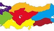 Sen Türkiye'nin Hangi Bölgesine Aitsin?