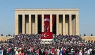 Cumhuriyetimiz 96 Yaşında: 29 Ekim Tüm Yurtta Coşkuyla Kutlandı