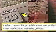 Ankara'nın Göbeği Kızılay'a Döşenen Formüllü Kaldırım Taşları ve Gelen Tepkiler