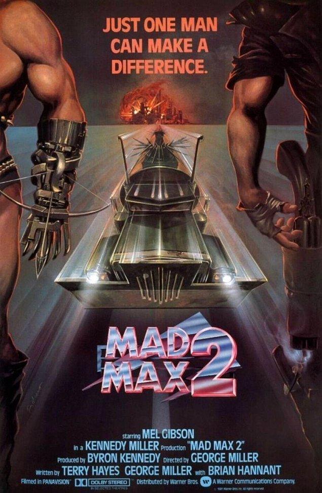 31. Mad Max 2: Yol Savaşçısı (1981) / 1 Kasım