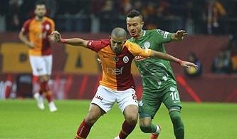 Galatasaray'ın Konuğu Çaykur Rizespor