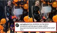 Berkay Şahin'in Eşi Özlem Ada Şahin, Cadılar Bayramını Kutladığı İçin Instagram'da Tepkilerin Odağı Haline Geldi!
