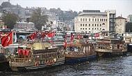 Mahkeme'den, Eminönü'ndeki Balık Ekmek Tekneleri Hakkında 'Yürütmeyi Durdurma' Kararı