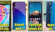 Sizler İçin 2000 TL Altındaki 2019 Model 4 Akıllı Telefonu Kıyasladık, Hangisini Almalısınız?